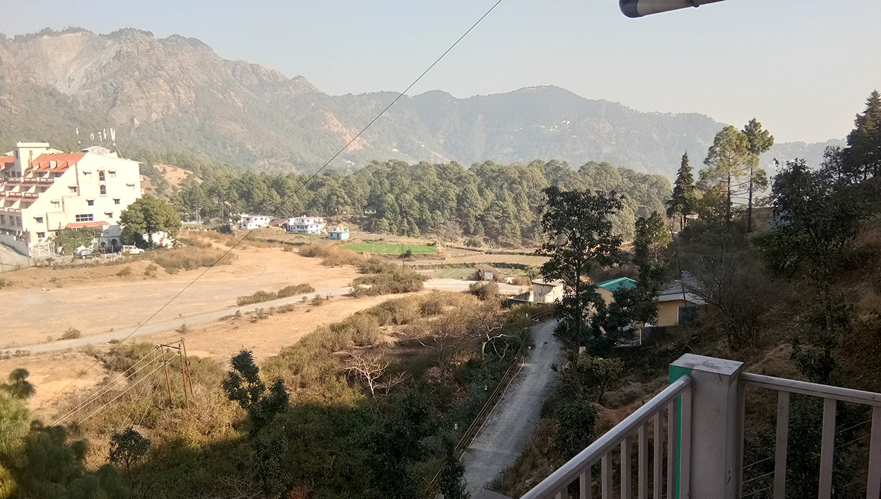 Hots Khurpatal Mountain View