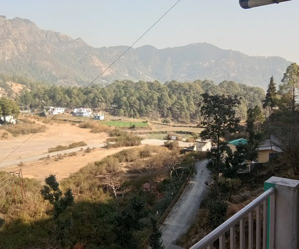 Hots Khurpatal Mountain View